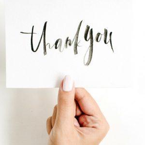 Workplace Appreciation