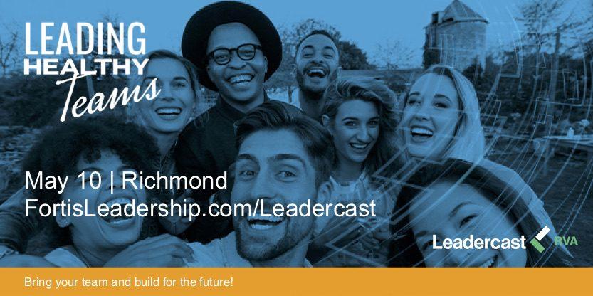 Leadercast RVA 2019