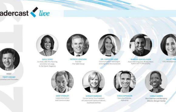 Leadercast RVA 2019 Speakers